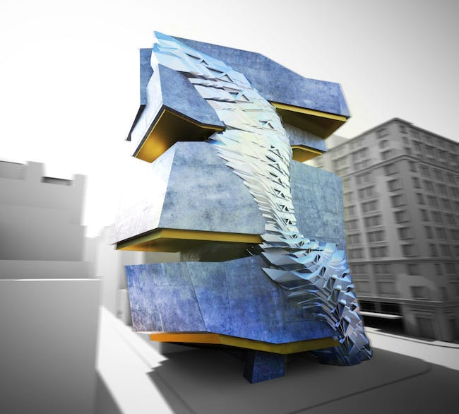 SF Emerging Art Foundation by Jarrod Ray Caranto in collaboration with Shahe Gregorian