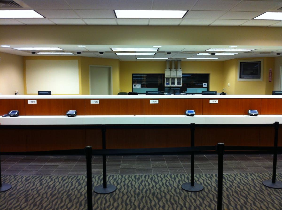 Wells Fargo Teller Line Conversion Jordan Reyes Archinect