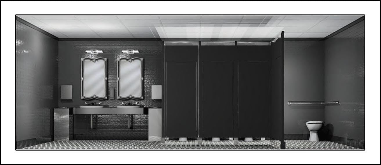 Commercial Bathroom Renovation Jean Keil Archinect - Commercial bathroom renovations