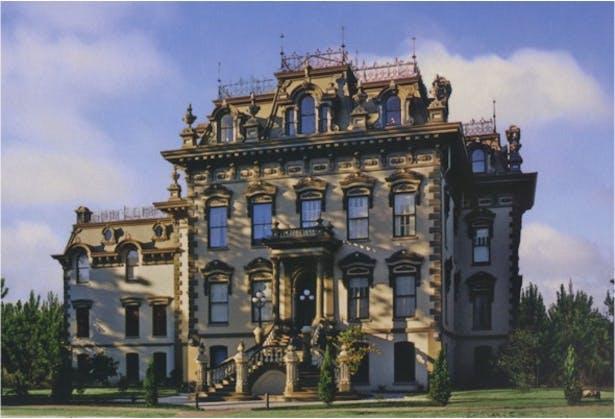 Stanford Mansion historic preservation