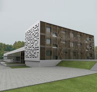 Small Hotel Project -Architecture & Engineering
