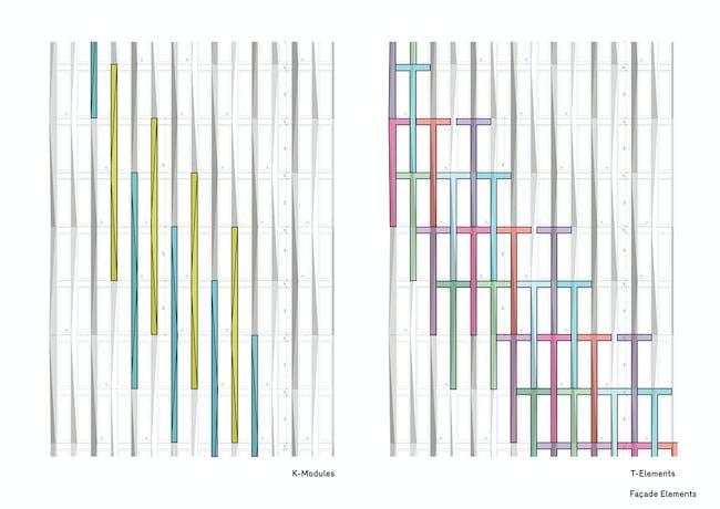 Facade elements (Image: Barkow Leibinger)