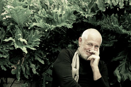 Lifetime Achievement: Richard Saul Wurman (Photo: Melissa Mahoney)