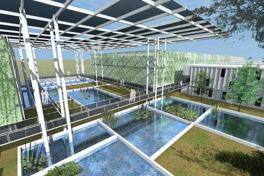 Water category winner: Floating Ponds by Surbana Jurong Consultants​