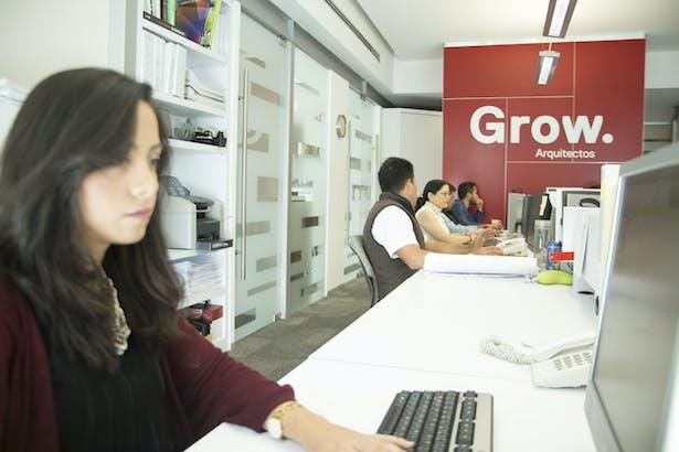 Oficinas Grow in México by Grow Arquitectos