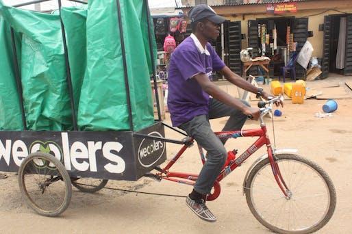 D-Lab, ScaleUps Wecycle (Nigeria, 2012–2014). Photo: Courtesy Wecyclers.