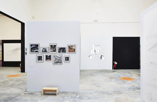 The 2014 Spanish Pavilion, 'Interior', at the Venice Biennale. Photo: José Hevia