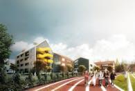 Hangzhou NO. 2 School of Future Sci-Tech City