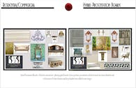 Presentation Boards and Artistic Creations