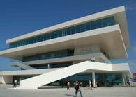 America's Cup Building (David Chipperfield and b720 partnership)