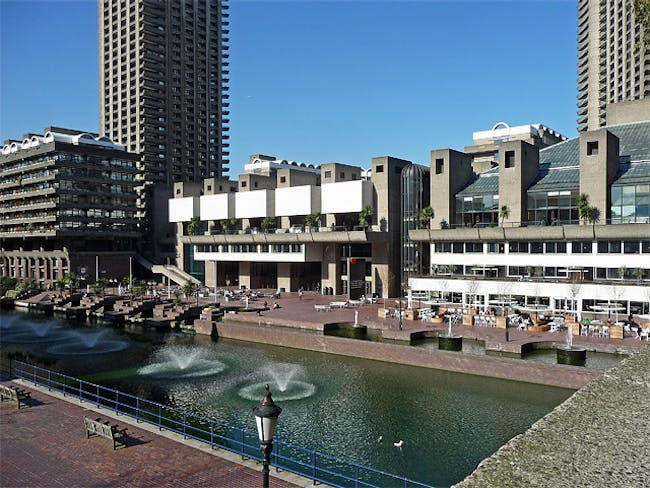 Barbican via citizen