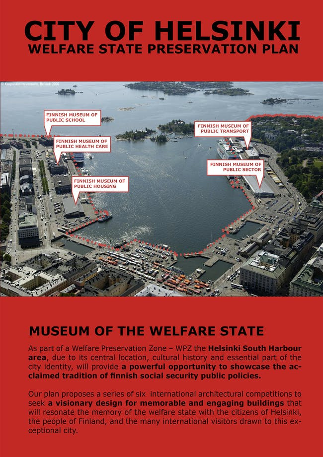 #59 Museum of the Welfare State by Marco Giovannone.