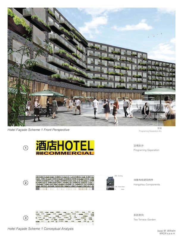Mangrove Resort Hangzhou_Resort & Façade Design | Isaac