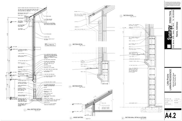 Details - Synergy Architect + Planning
