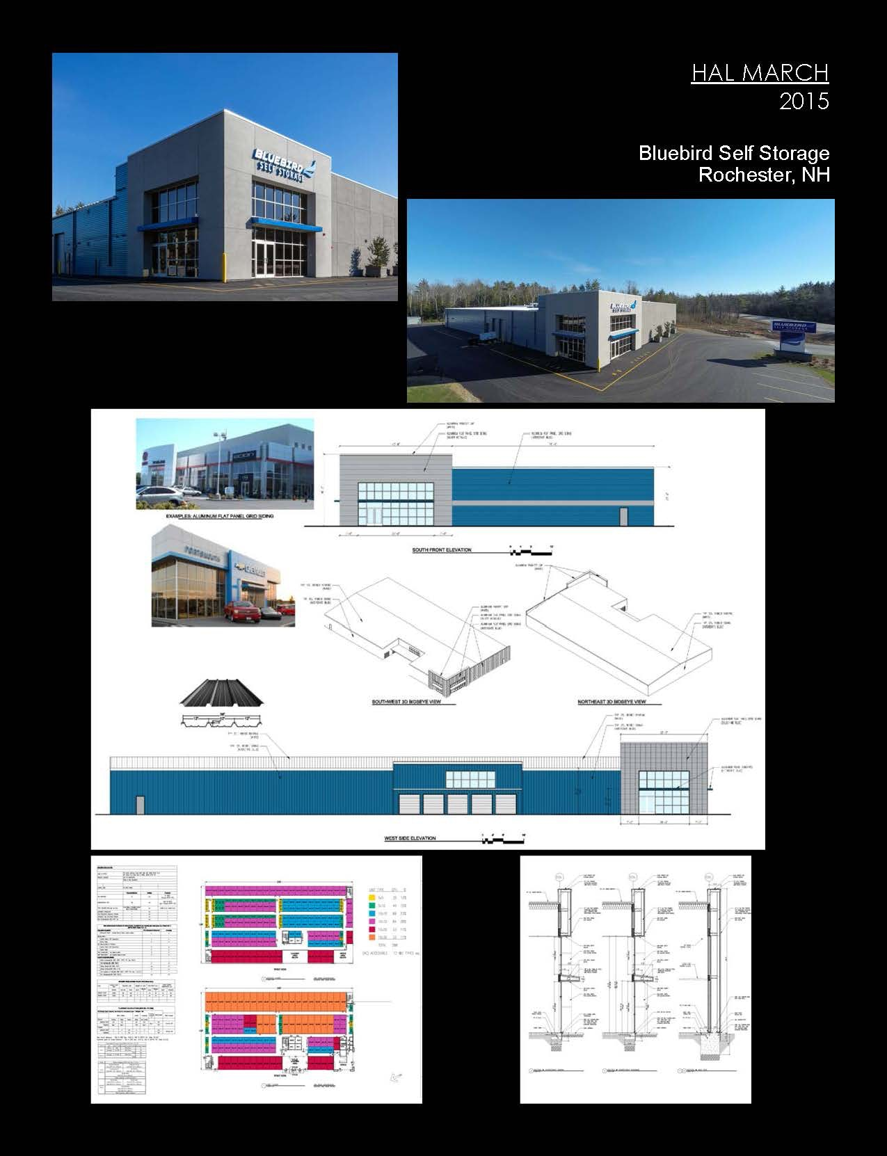 2015 Bluebird Self-Storage  sc 1 st  Archinect & 2015 Bluebird Self-Storage | Hal March | Archinect