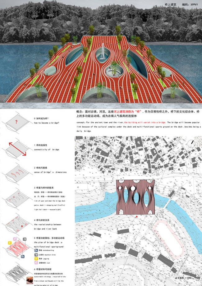 Second Place - Chongqing: Din Jinqiang, Lin Yunhan (China)