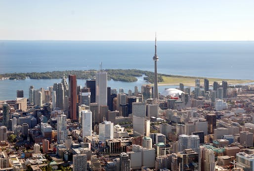 Once Rob Ford's municipality amalgamated with Toronto, he was able to run for Mayor. Since, his controversial mayorship was derided as anti-urban, and amalgamation was faulted for his political moves, and for making him electable in the first place. Image of Toronto via wikipedia.
