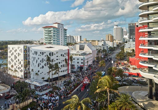 Faena Forum. Photo: Bruce Damonte.