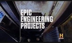 TV series Project Impossible showcases unprecedented engineering feats