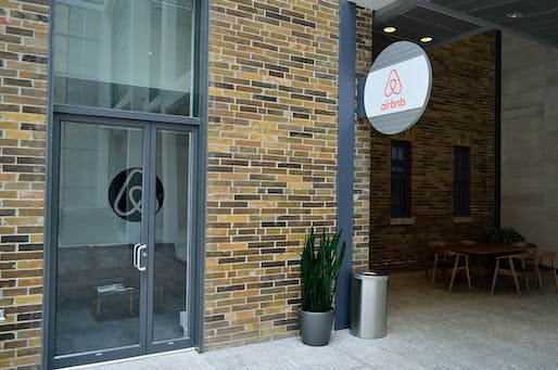 The Airbnb office in Toronto. Image by Raysonho / Open Grid Scheduler / Grid Engine via wikipedia.com