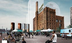 Vishaan Chakrabarti reveals new designs for Domino Sugar Factory
