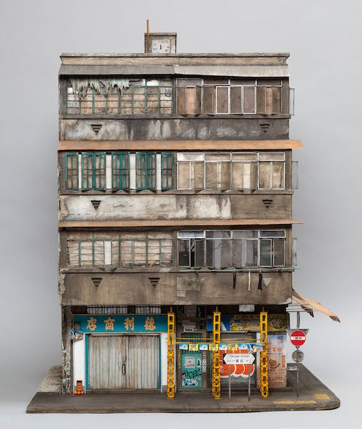 '23 Temple Street', based on 23 Temple Street in Kowloon Hong Kong, by Joshua Smith. Photo: Joshua Smith/Facebook.