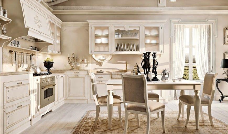 Cucine classiche | Cucine Roma | Archinect