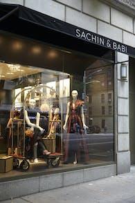 Sachin & Babi Flagship Boutique Redesign