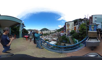 Studying a Brazilian favela via VR