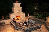 Barrington Hills Fireplace