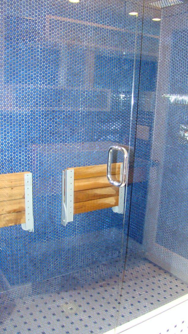 zone 2 shower seats