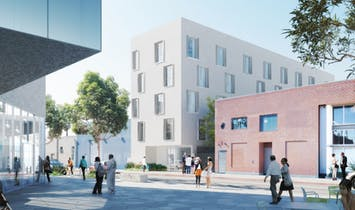 Nation's first combined housing complex for LGBT youth and seniors coming to Hollywood