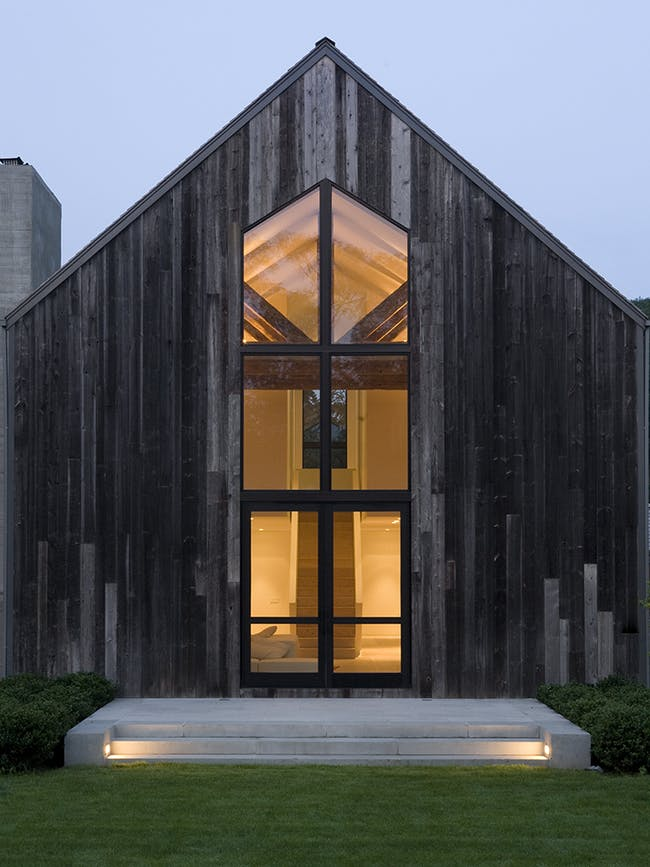 Barn House by D'Apostrophe design, Inc. Photo courtesy of D'Apostrophe design, Inc.