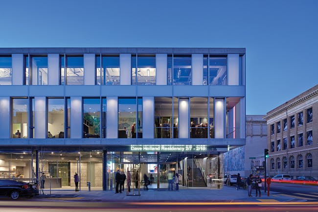 SF Jazz Center by Mark Cavagnero Associates (Photo: Kyle Jeffers)