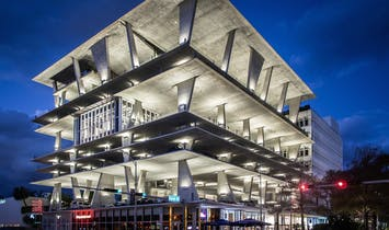 Floridians may not see eye-to-eye politically, but they all agree parking garages are awesome