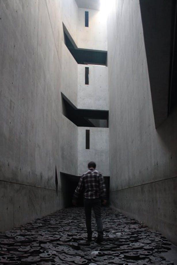 Berlin, Germany_Jewish Museum by Daniel Liebskind