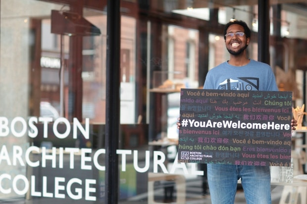 In The Wake Of Travel Ban Laws Introduced By The New Presidential  Administration, The Boston Architectural College (BAC) Is Showing Its  Support For Its ...