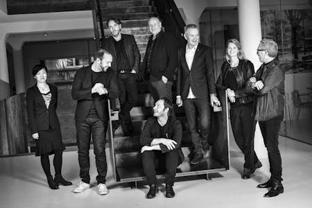 The Partners at Schmidt Hammer Lassen Architects. Photo by Ib Sørensen