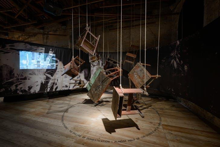 Peru's 'Our Amazon Frontline', photo by Andrea Avezzù, courtesy La Biennale di Venezia.