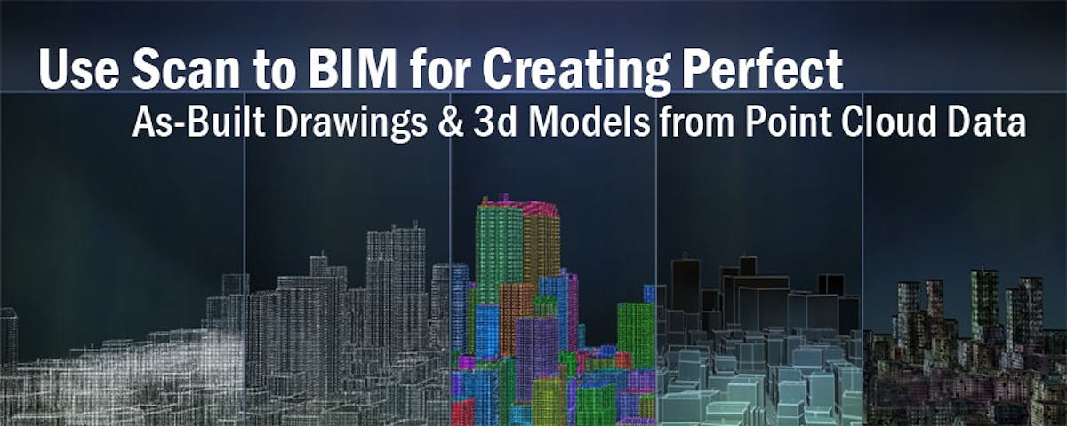 Use Scan To Bim For Creating Perfect As Built Drawings