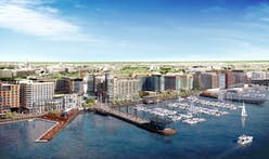 Phase 1 of The Wharf Underway in DC; Perkins Eastman Leads as Master Planner