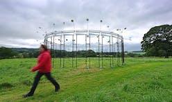 Cavalry 360° imitates forgotten sounds amidst quintessential English landscape