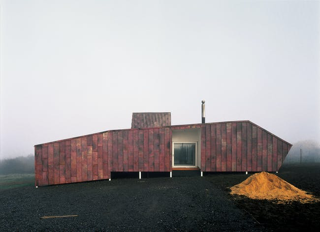 Copper House 2 Talca, Sixth Region, Chile 2004 - 2005 Photograph © Cristobal Palma
