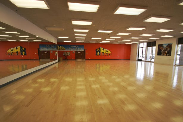 Main Dance Studio