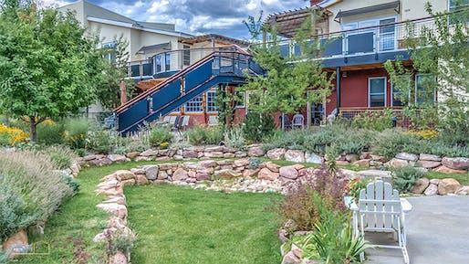 Silver Sage Village, a cohousing community in Boulder, Colorado