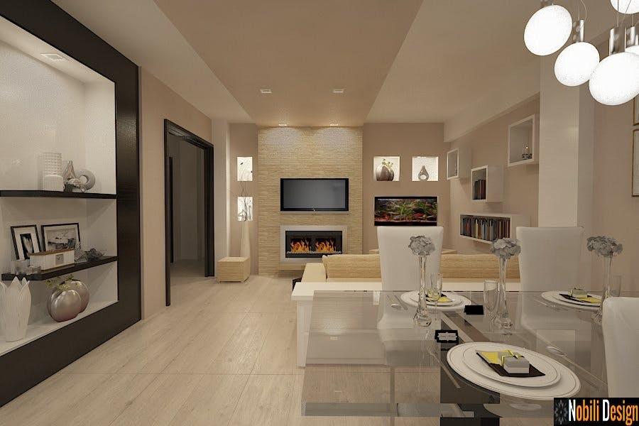 Design interior modern style apartment nobili interior design archinect - Design interior apartamente ...