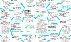 Get Lectured: Columbia GSAPP, Fall '16