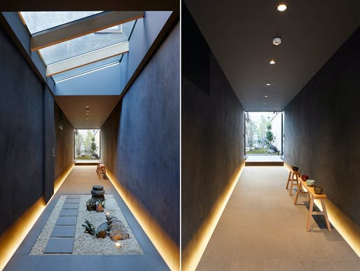 Blending Japanese Traditional And Modern Architecture This Kyoto - Architecture-design-in-kyoto-japan