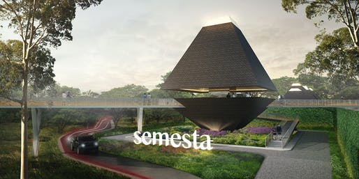 Health - Future Projects Winner: Magi Design Studio, Desa Semesta, Bogor, Indonesia.