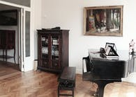 Historical apartment